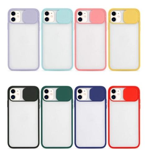 Imagem 1 de 5 de Capa Case Capinha C/protetor De Câmera - iPhone 12 Mini