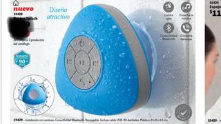 Bocina Inalámbrica Bluetooth Resistente Al Agua