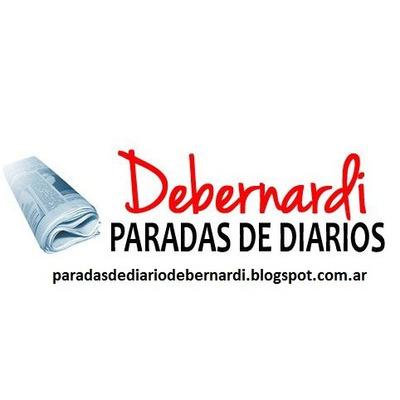 Parada De Diarios Y Revistas En Belgrano Sobre Avenida