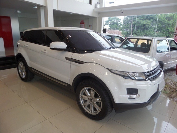 Land Rover Evoque 2.0 Branca Pure Tech 4wd 4p Aut. 2013