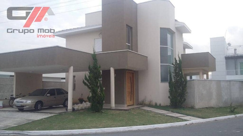 Imagem 1 de 15 de Sobrado Com 3 Dormitórios À Venda, 250 M² Por R$ 850.000,00 - Campos Do Conde Ii - Tremembé/sp - So0015