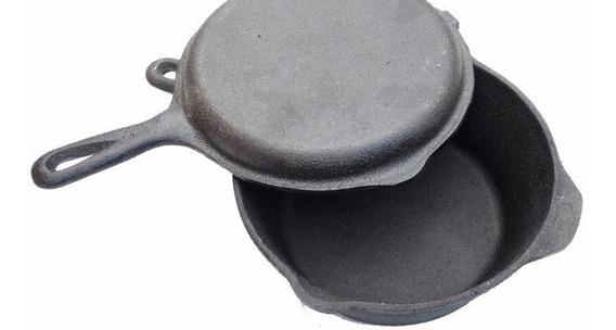 Dutchoven Cacerola Fundicion Para Pan Masa Madre Tapa 23cm