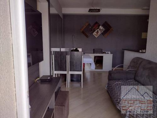 Imagem 1 de 26 de Apartamento Com 2 Dormitórios À Venda, 50 M² Por R$ 280.000,00 - Nova Petrópolis - São Bernardo Do Campo/sp - Ap0915