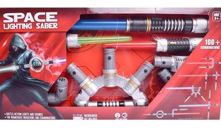 Espada Luz Y Sonido - Space Lihgting Saber