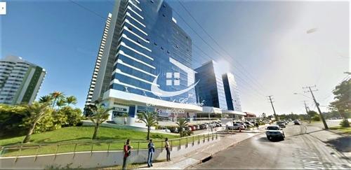 Imagem 1 de 6 de Sala Comercial, Venda, 34 Metros Quadrados, Wall Street, Paralela, Salvador, Excelente. - Sl0079
