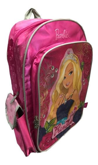 Mochila Barbie Princesa Bolsillo Escuela / Open-toys Avell 3