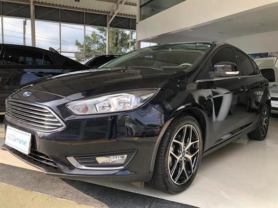 Ford Focus Hatch 2.0 Titanium Powershift - Ipva 2020 Pago