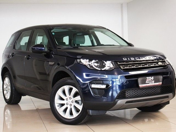 Land Rover Discovery Sport Si4 Turbo 2.0 16v Gasoli..pan1888
