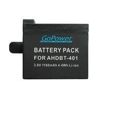 Bateria Gopro Hero4 - Ahdbt-401 - Goprosul