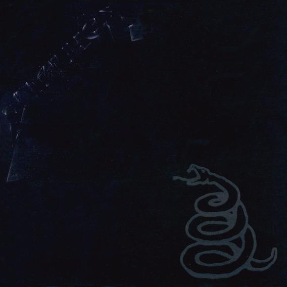 Metallica - Metallica Black Album [vinyl] Reissue 180g 2lp
