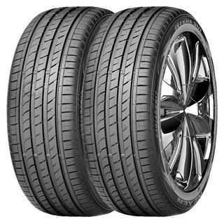 Kit X 2 Neumáticos Nexen 215 45 R16 91w Nfera Su1 Audi