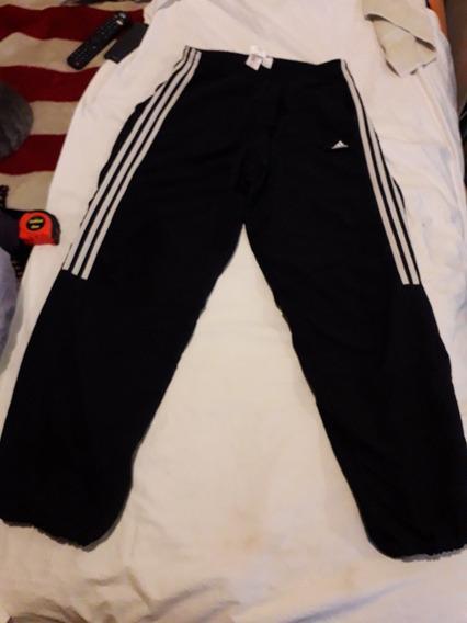 Pantalon Deportivo Negro Original Xl