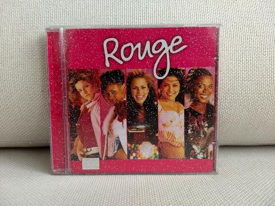 Cd Rouge Popstars Com Glitter Original