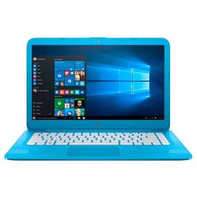 Notebook Hp 14-ax010nr Cel 4gb/32sd +brinde Capa