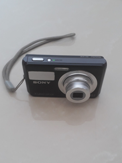 Camera Digital Fotográfica Sony Cyber-shot Dsc-w180