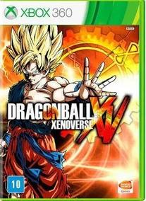 Dragon Ball Z Xbox 360 Midia Digital Perfil Compartilhado