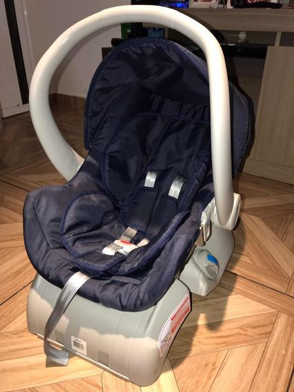Bebê Conforto Cocoon Azul + Base Veicular