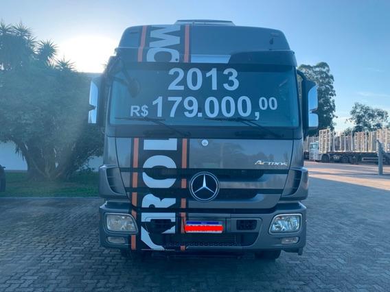 Mercedes-benz Actros 2546ls - Diversos Anos