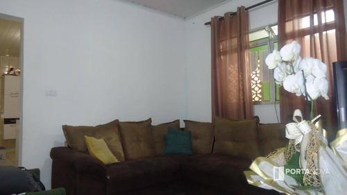 Casa Com 2 Dormitórios À Venda, 125 M² Por R$ 370.000,00 - Engenho Velho - Embu Das Artes/sp - Ca0088