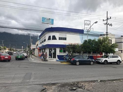 Venta Edificio Comercial En Barrio Estrella, Monterrey