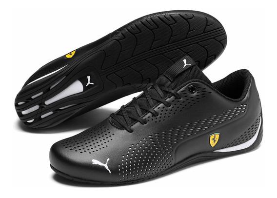 zapatos puma negro quito