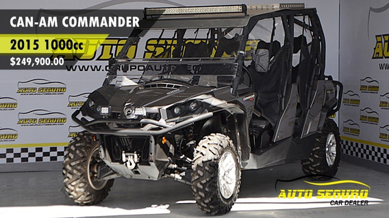Rzr Can Am Commander Max 2015 Utv