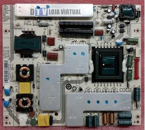 Placa Fonte H-buster Hbtv32l01hd Hbtv32l02hd || Jsk3137-050a