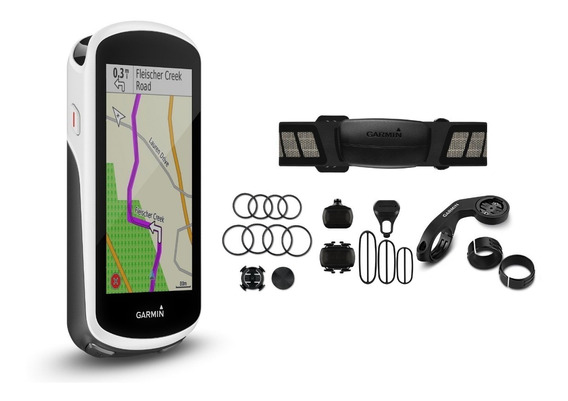 Garmin Edge 1030 Gps Kit Bundle Ciclismo + Mapa De Aventura