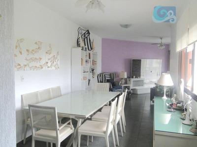 Apartamento Para Locação Temporada E À Venda, Praia Da Enseada - Restaurantes, Guarujá. - Ap4408