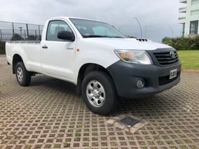 Toyota Hilux 2.5 Cs Dx I 120cv 4x2 Unica Mano - Impecable