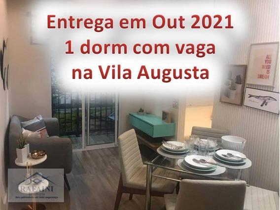 Lançamento 1 Dormitório Com Vaga Na Vila Augusta Com Entrada Facilitada - Ap0901