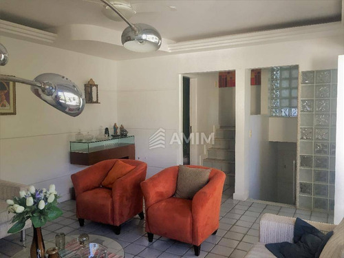 Imagem 1 de 30 de Casa Condomínio - 04 Quartos (suítes), Lavanderia - Aceita Permuta - Ca0117