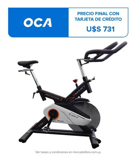 Bicicleta De Spinning S50 Active Training