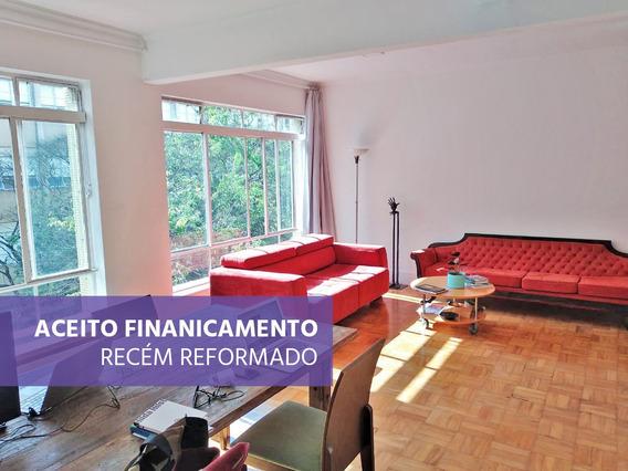Apartamento À Venda Na Rua Conselheiro Nébias, Campos Elíseos, São Paulo - Sp - Liv-3699