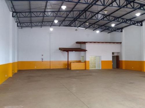 Salão Para Alugar, 340 M² Por R$ 5.200,00/mês - Campos Elíseos - Ribeirão Preto/sp - Sl0276