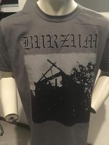 Burzum Aske Grey T-shirt L Merch Official Import