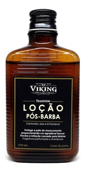 Loção Pós-barba Viking 100ml