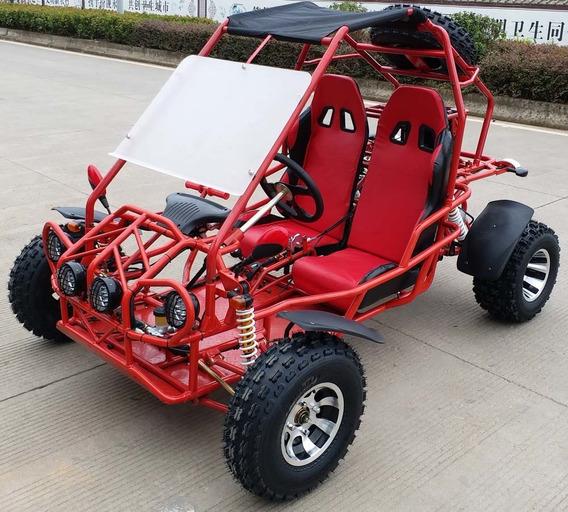 Atv Cuatrimoto Go Kart Buggy 180 Cc 4t Aro 10 Rev Fesal