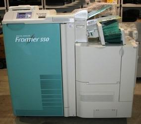 Minilab Digital Frontier 550/570