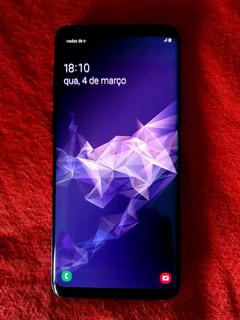 Celular Samsung Galaxy S9+ 128gb Cinza