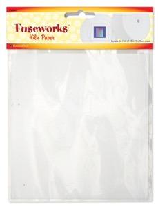 Papel De Separación Para Horno Fuseworks - 4pzs Vitrofusión