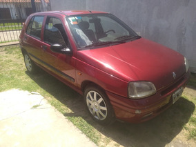 Renault Clio 1.6 Rn Aa Pk2 1999