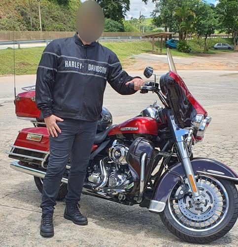Moto Harley Davidson Electra Glide Ultra Limited 2013 Vinho