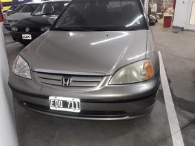 Honda Civic 1.7 Ex Auto Usado Bonificado (214)