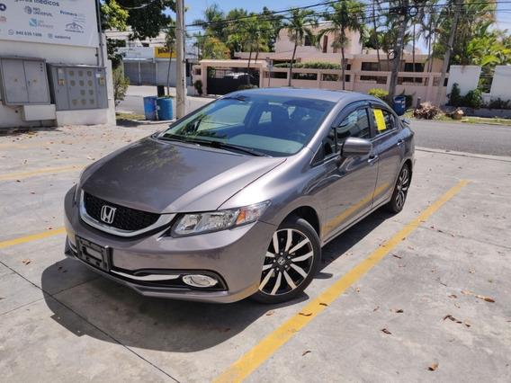 Honda Civic 2014 Recien Importado