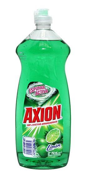 Axion Lavatrastes Liq Limon 750 Ml
