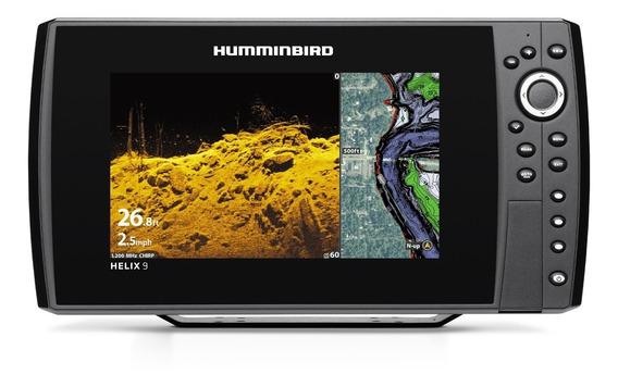 Sonar Humminbird Helix 9x Di Gps Chirp G2n