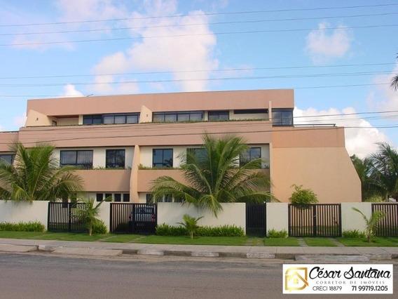 Triplex 3/4 Praia Do Flamengo - Salvador - Ca00458 - 33877758