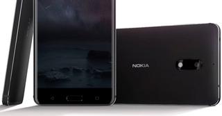 Nokia 6 - 3gb/32gb - 16mp/8mp, Lector De Huella, 5.5