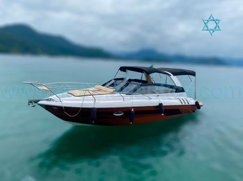 Lancha Triton 300 Barco Iate N Azimut Fishing Cimitarra